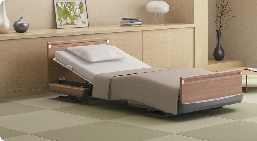 車いす・介護ベッド・歩行器など福祉用具レンタル
