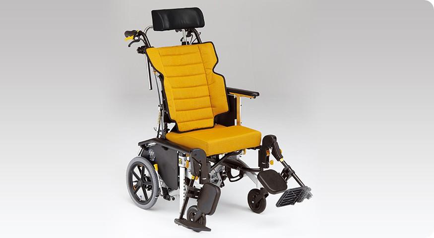 日常生活用品・車椅子オーダーメイドなど補装具・日常生活用具
