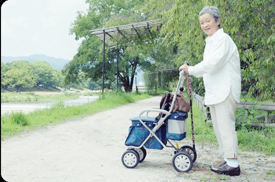 高齢者・障害者の方を支える福祉用具専門家です